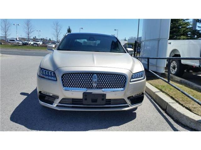 2017 Lincoln Continental Reserve (Stk: P8157) in Unionville - Image 2 of 22