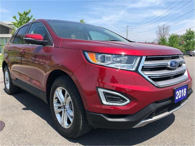 2018 Ford Edge SEL (Stk: P8202) in Unionville - Image 1 of 24