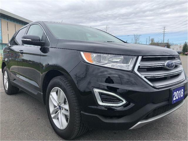 2018 Ford Edge SEL (Stk: P8154) in Unionville - Image 1 of 25