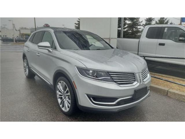 2018 Lincoln MKX Reserve (Stk: P8138) in Unionville - Image 1 of 22