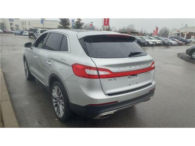 2018 Lincoln MKX Reserve (Stk: P8138) in Unionville - Image 4 of 22