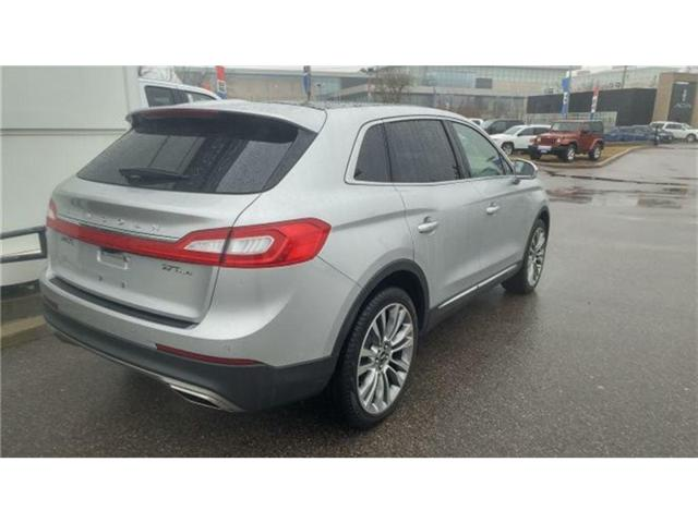 2018 Lincoln MKX Reserve (Stk: P8138) in Unionville - Image 6 of 22