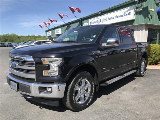 2017 Ford F-150 Lariat (Stk: 9965) in Lower Sackville - Image 1 of 30