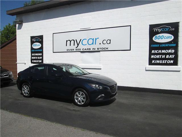 2015 Mazda Mazda3 GX (Stk: 180421) in Richmond - Image 2 of 13