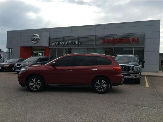 2017 Nissan Pathfinder SV (Stk: 18-285A) in Smiths Falls - Image 1 of 13