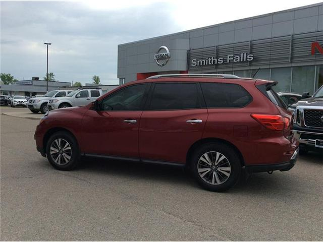2017 Nissan Pathfinder SV (Stk: 18-285A) in Smiths Falls - Image 2 of 13