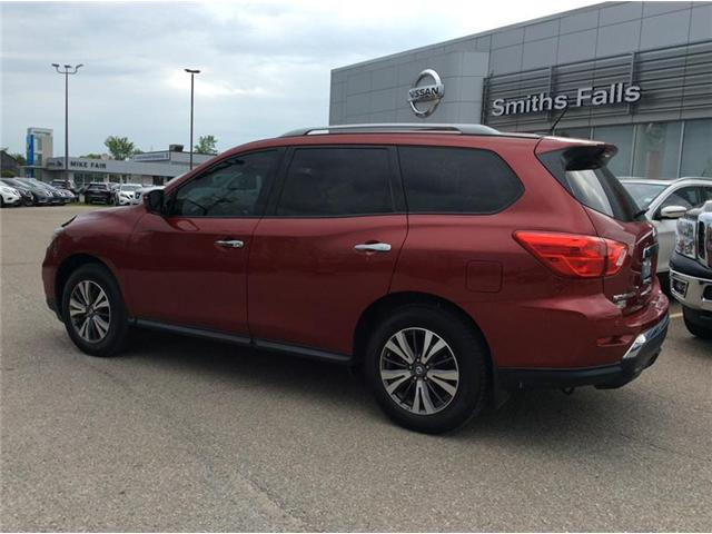 2017 Nissan Pathfinder SV (Stk: 18-285A) in Smiths Falls - Image 3 of 13
