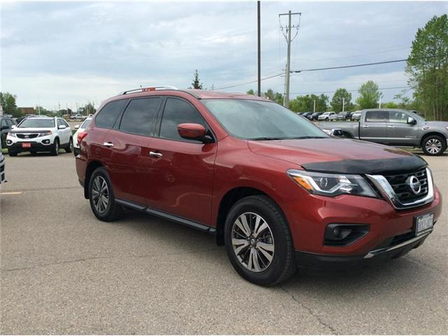 2017 Nissan Pathfinder SV (Stk: 18-285A) in Smiths Falls - Image 6 of 13
