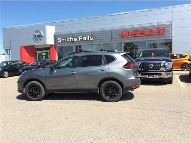 2018 Nissan Rogue Midnight Edition (Stk: 18-118) in Smiths Falls - Image 1 of 13