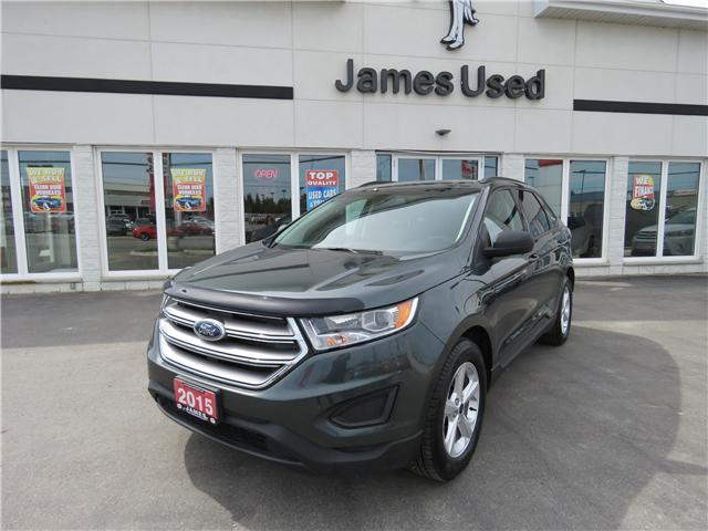 2015 Ford Edge SE (Stk: P02432) in Timmins - Image 1 of 9