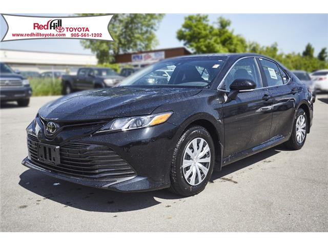 2018 Toyota Camry L (Stk: 18843) in Hamilton - Image 1 of 17