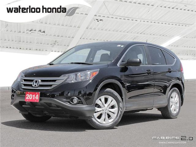2014 Honda CR-V EX-L (Stk: H3829A) in Waterloo - Image 1 of 28