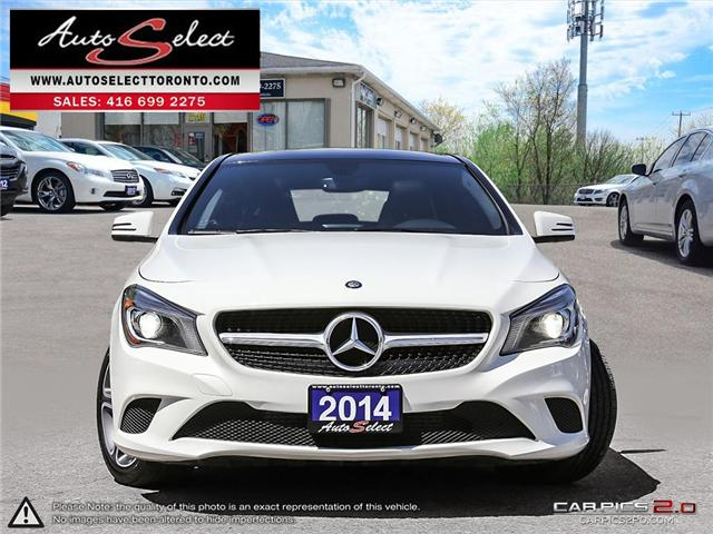 2014 Mercedes-Benz CLA-Class 4Matic (Stk: 214MBCL) in Scarborough - Image 2 of 28