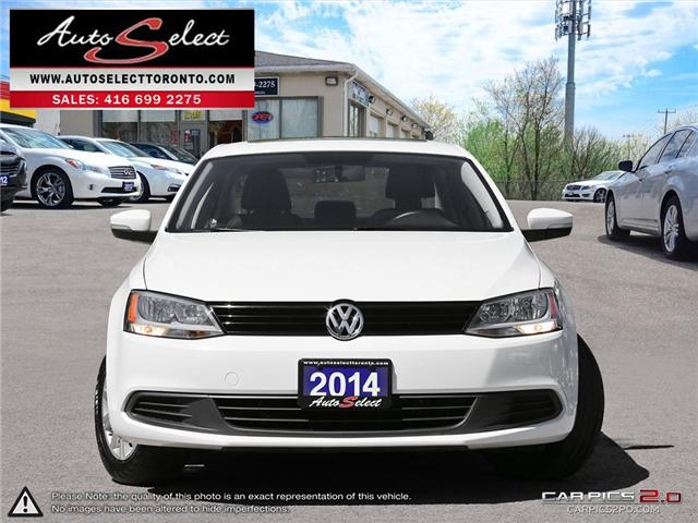 2014 Volkswagen Jetta  (Stk: 14VT9121) in Scarborough - Image 2 of 29