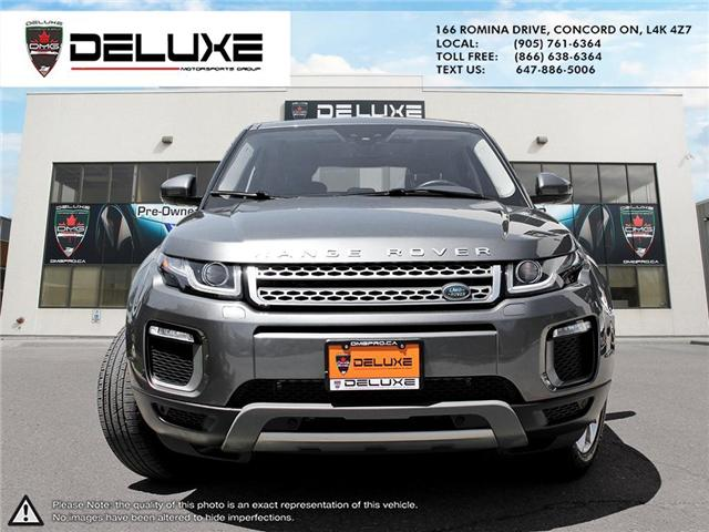2016 Land Rover Range Rover Evoque SE (Stk: D0403) in Concord - Image 2 of 21