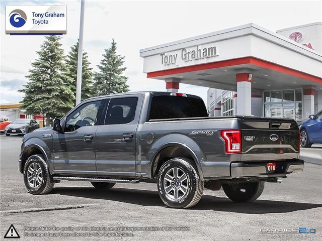 2016 Ford F-150 XLT (Stk: 56742A) in Ottawa - Image 3 of 25