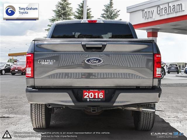 2016 Ford F-150 XLT (Stk: 56742A) in Ottawa - Image 4 of 25