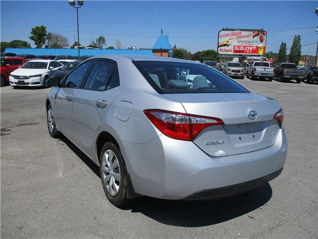 2015 Toyota Corolla LE (Stk: 180621) in Kingston - Image 2 of 11