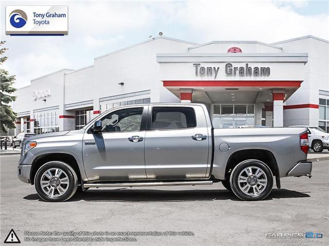 2015 Toyota Tundra Platinum 5.7L V8 (Stk: D11189A) in Ottawa - Image 2 of 25