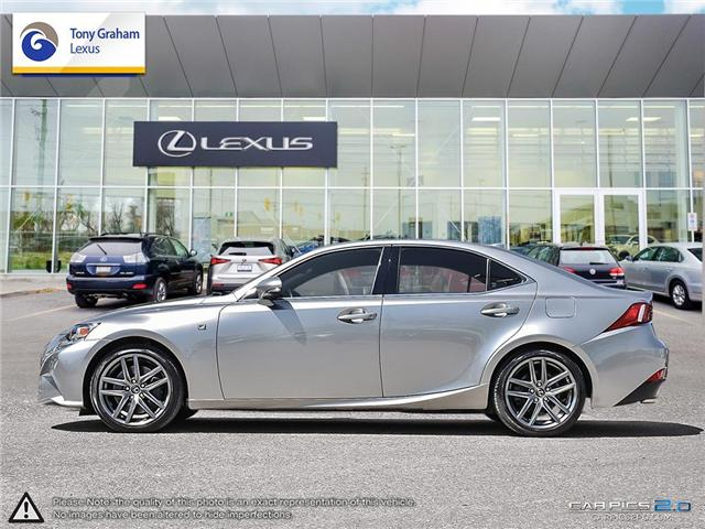 2016 Lexus IS 300 Base (Stk: Y3104) in Ottawa - Image 2 of 25