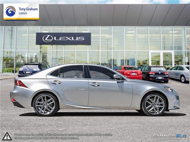 2016 Lexus IS 300 Base (Stk: Y3104) in Ottawa - Image 6 of 25