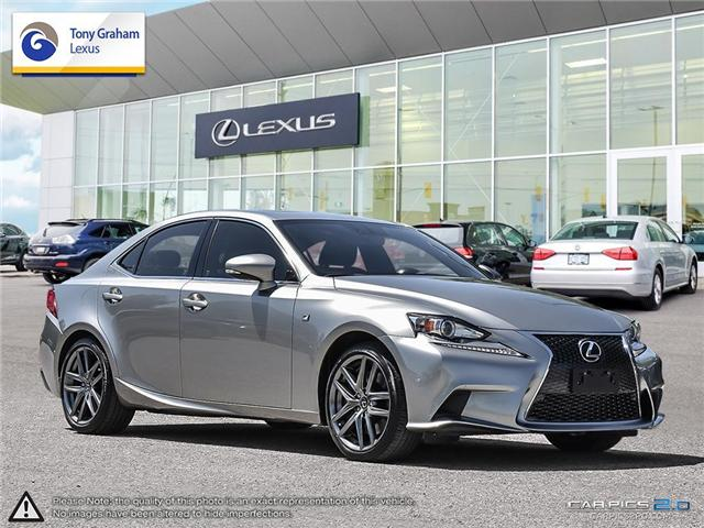 2016 Lexus IS 300 Base (Stk: Y3104) in Ottawa - Image 7 of 25