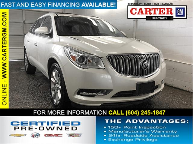 2015 Buick Enclave Premium (Stk: E8-96231) in Burnaby - Image 1 of 25