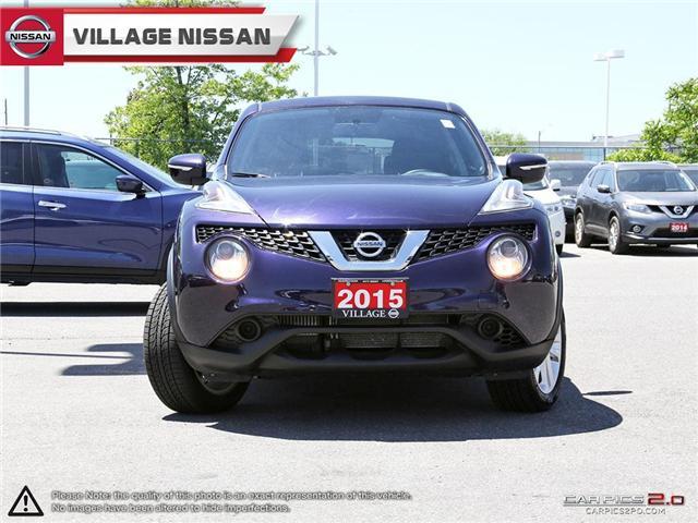 2015 Nissan Juke SV (Stk: 80492A) in Unionville - Image 2 of 27