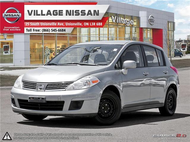 2007 Nissan Versa 1.8SL (Stk: 80178B) in Unionville - Image 1 of 27