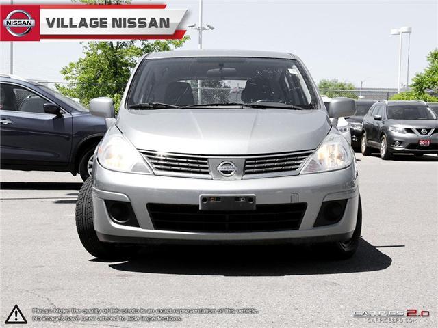 2007 Nissan Versa 1.8SL (Stk: 80178B) in Unionville - Image 2 of 27