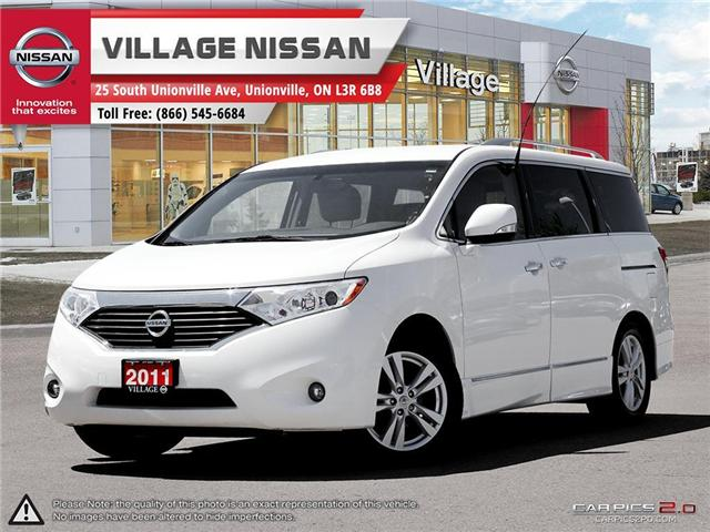 2011 Nissan Quest 3.5 SL (Stk: 80552A) in Unionville - Image 1 of 26