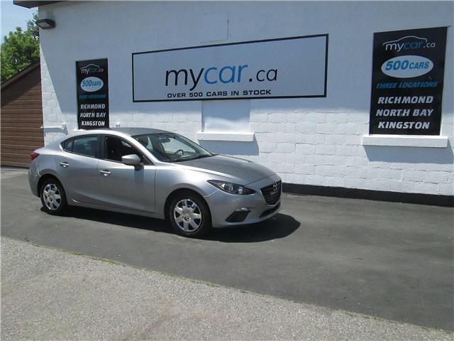 2015 Mazda Mazda3 GX (Stk: 180324) in Richmond - Image 2 of 14