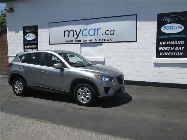 2014 Mazda CX-5 GX (Stk: 180694) in Richmond - Image 2 of 13