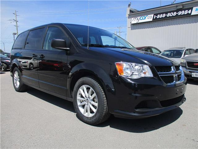 2015 Dodge Grand Caravan SE/SXT (Stk: 180651) in Richmond - Image 2 of 13