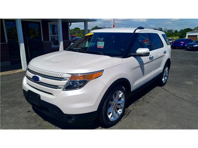 2011 Ford Explorer Limited (Stk: ) in Dunnville - Image 1 of 13
