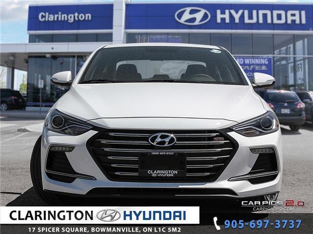 2018 Hyundai Elantra Sport (Stk: 18322) in Clarington - Image 2 of 27