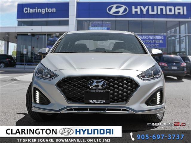 2018 Hyundai Sonata 2.4 Sport (Stk: 18334) in Clarington - Image 2 of 27