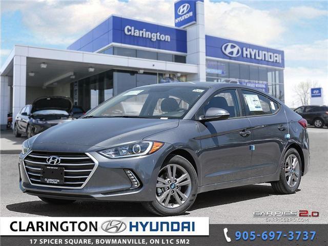 2018 Hyundai Elantra GL SE (Stk: 18351) in Clarington - Image 1 of 27