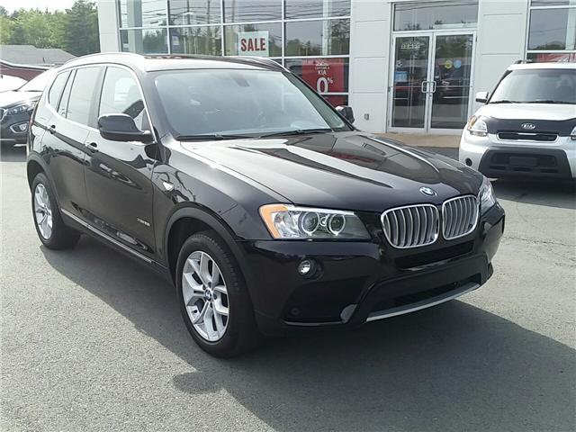 2014 BMW X3 xDrive28i (Stk: U960) in Hebbville - Image 1 of 26