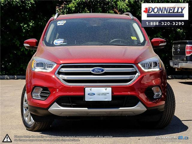 2017 Ford Escape Titanium (Stk: DUR5739) in Ottawa - Image 2 of 27