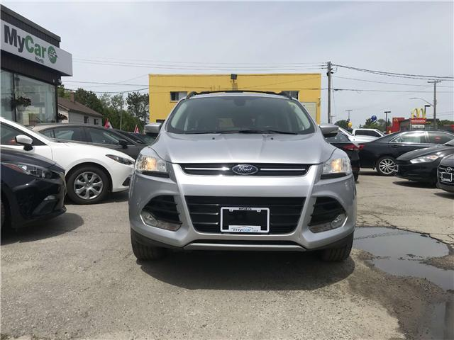 2013 Ford Escape SEL (Stk: 171545) in Richmond - Image 2 of 12