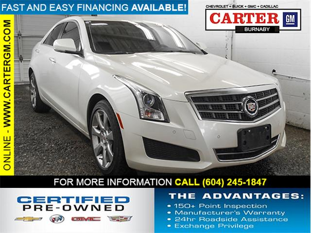 2014 Cadillac ATS 2.0L Turbo Luxury (Stk: P9-53861) in Burnaby - Image 1 of 24