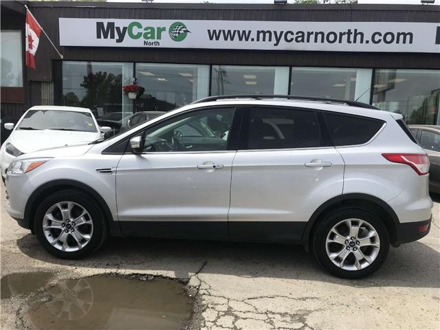 2013 Ford Escape SEL (Stk: 171545) in North Bay - Image 4 of 12