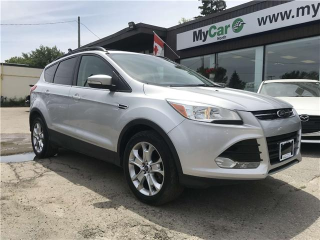 2013 Ford Escape SEL (Stk: 171545) in Richmond - Image 1 of 12