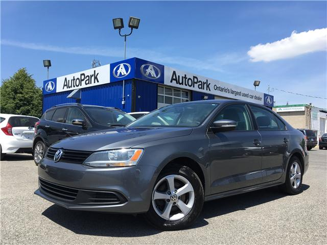 2014 Volkswagen Jetta 2.0L Trendline+ (Stk: 14-03427) in Georgetown - Image 1 of 22