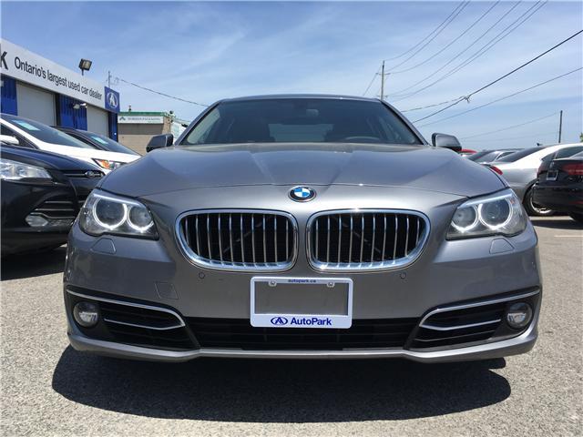 2014 BMW 528i xDrive (Stk: 14-17662) in Georgetown - Image 2 of 29