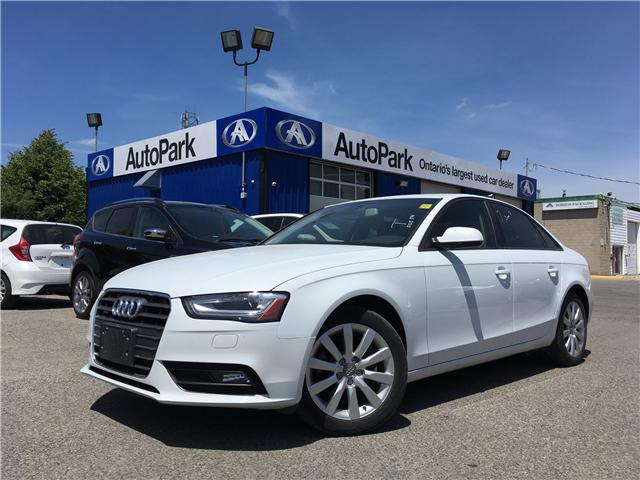 2014 Audi A4  (Stk: 14-08390) in Georgetown - Image 1 of 24