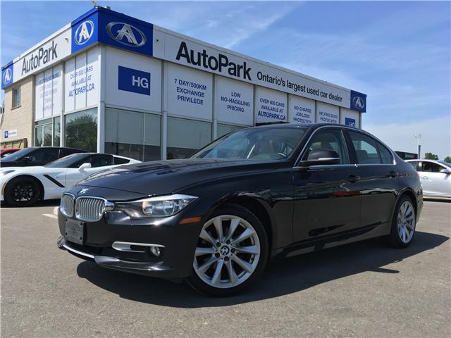 2014 BMW 320i xDrive (Stk: 14-90562) in Brampton - Image 1 of 25