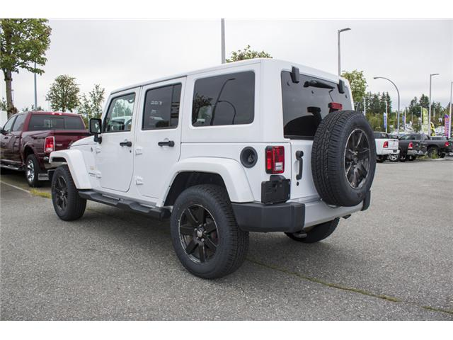 2015 Jeep Wrangler Unlimited Sahara (Stk: J863955A) in Abbotsford - Image 5 of 22