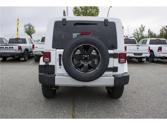 2015 Jeep Wrangler Unlimited Sahara (Stk: J863955A) in Abbotsford - Image 6 of 22
